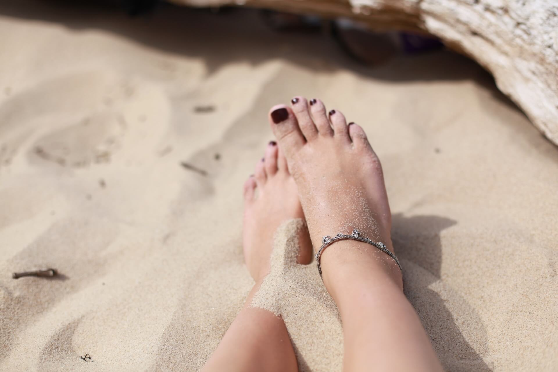 Comment hydrater mes pieds ?
