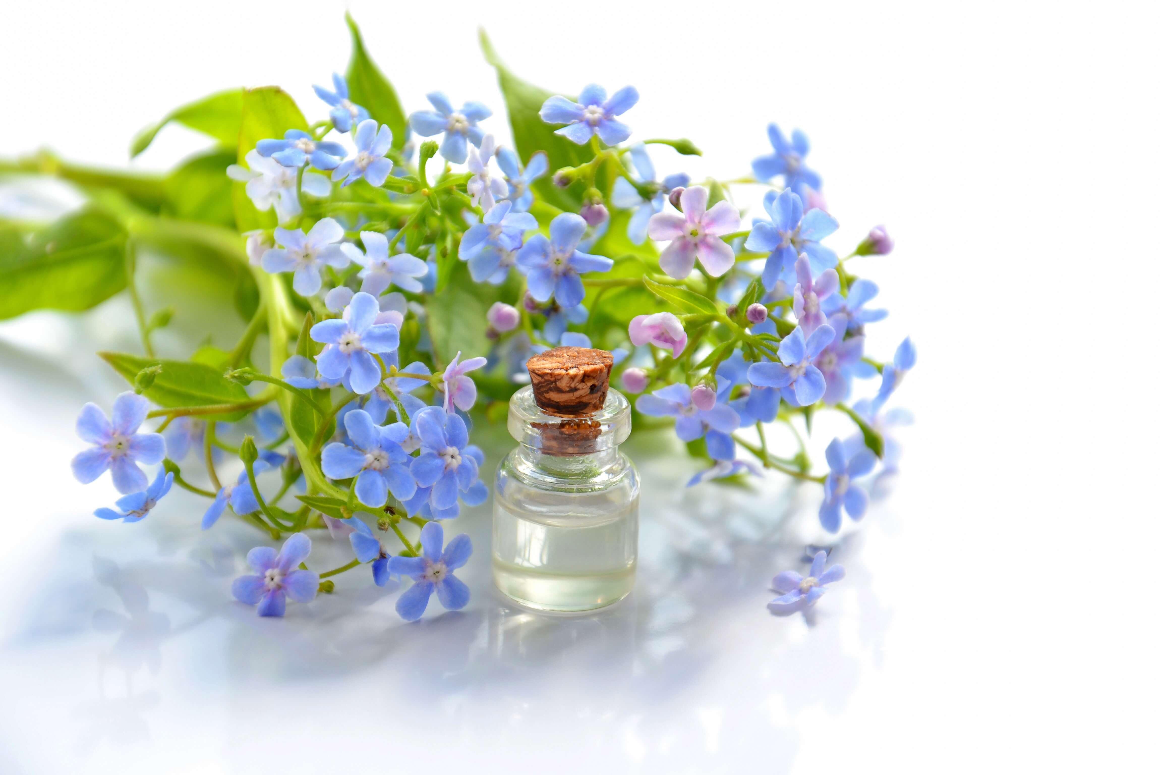 parfums d'intérieur aux huiles essentielles bio