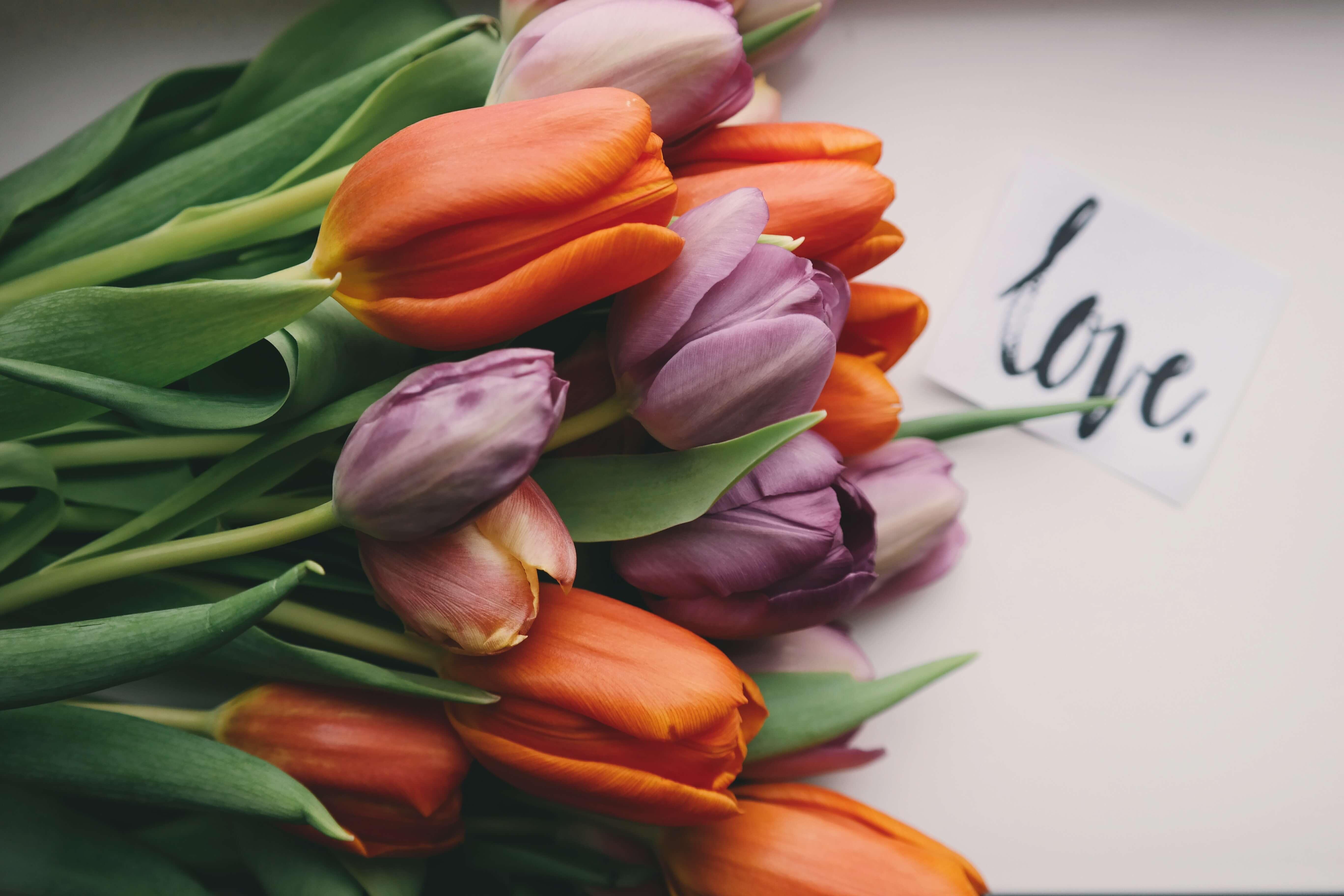 valentin day bouquet de fleurs idée cadeau original saint valentin homme
