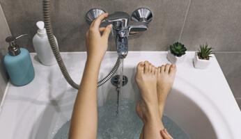 La detox par les pieds naturelle à la maison