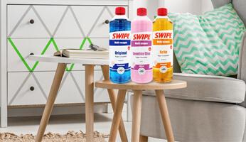 Les Indispensables ménage Swipe : nettoyer sa maison avec seulement trois produits