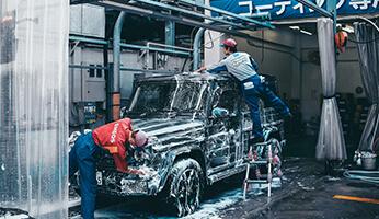 Nettoyer sa voiture pour la rentrée