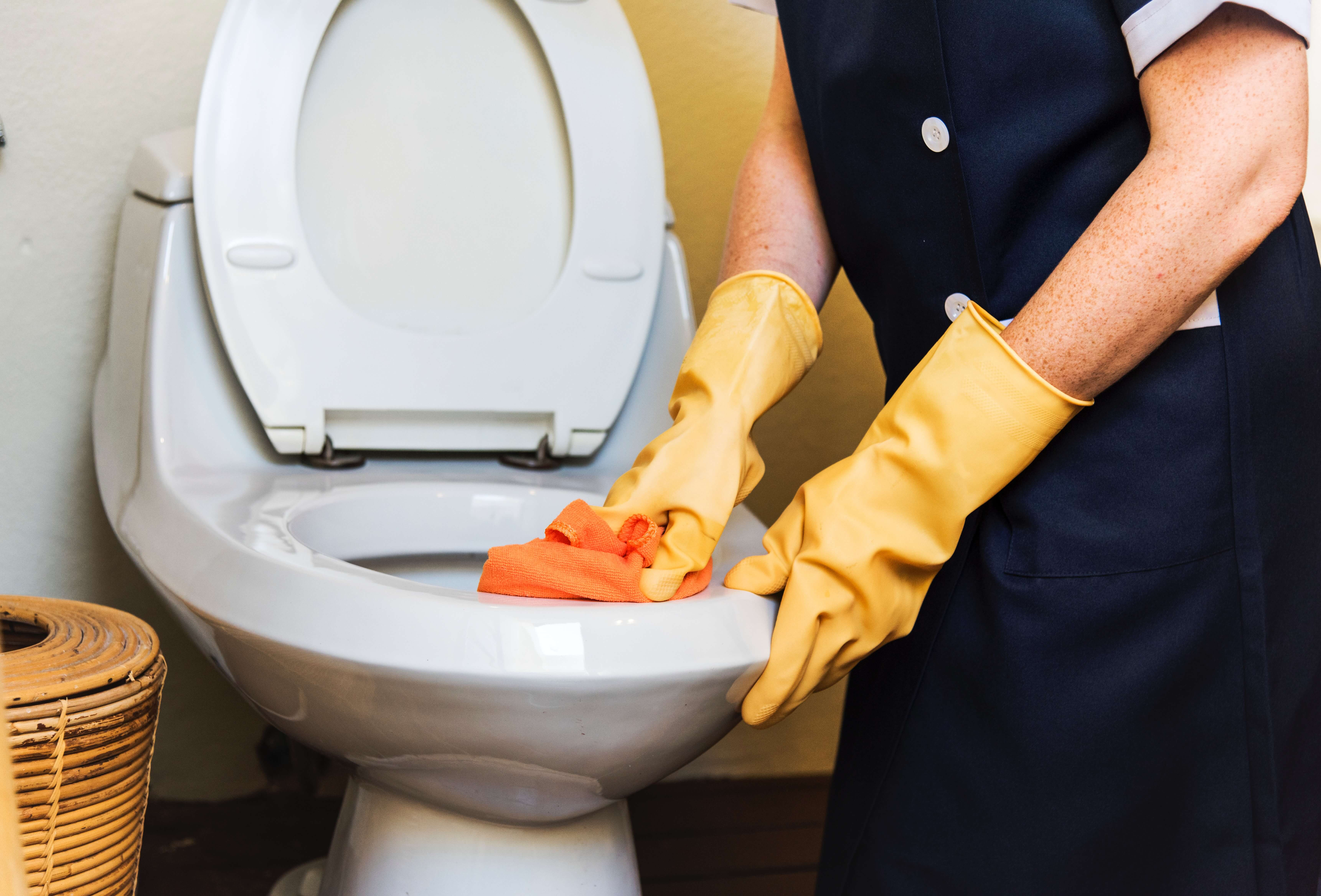 comment déboucher ses toilettes de manière efficace nettoyage cuvette des toilettes