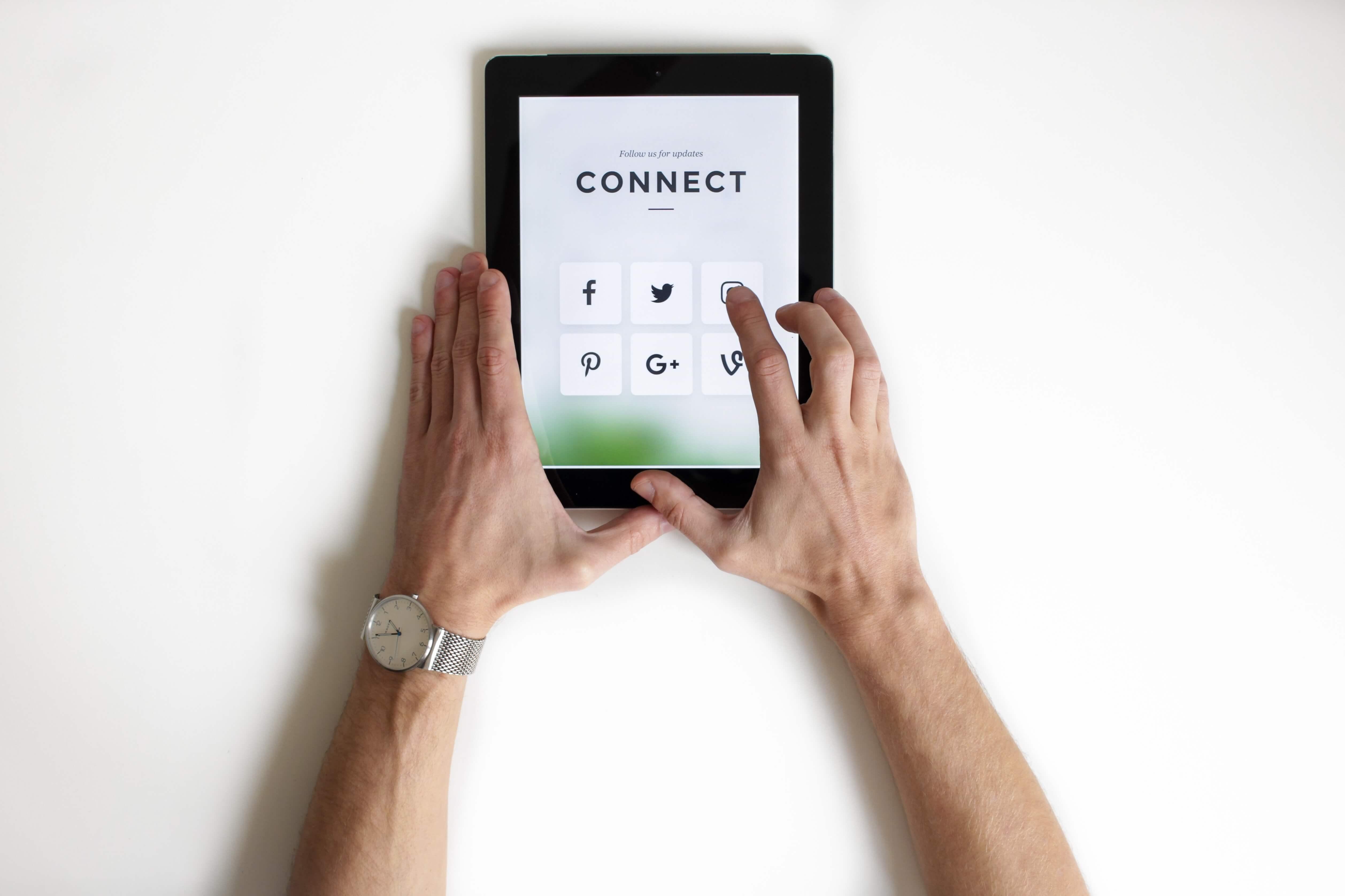 utiliser les réseaux sociaux en vente directe